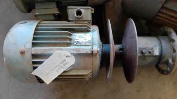 ELPROM A0 100L-4D (Variador Mecanico de Velocidad)