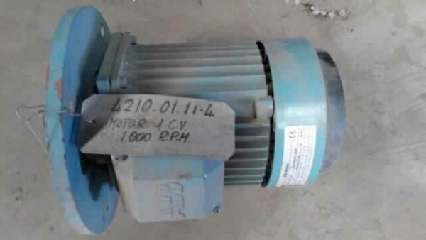 ABB M2AA 090 S-6 3GAA093001-NSB